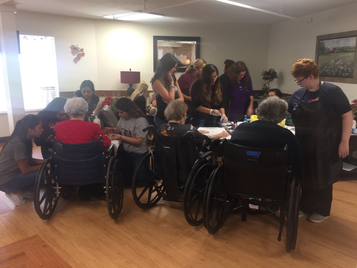 La Grange Cosmetology at Care Inn of La Grange Nursing home