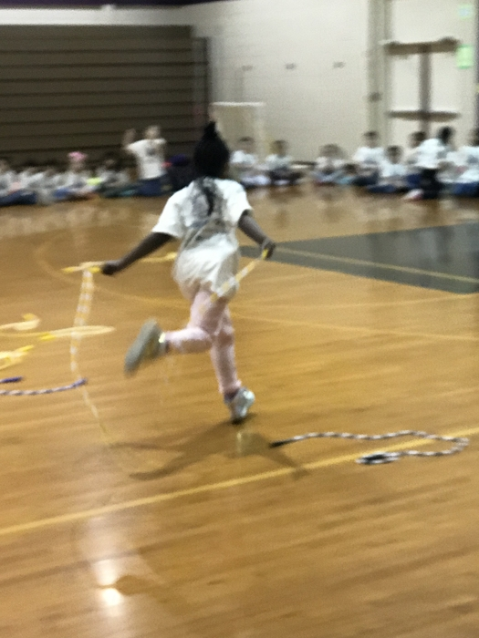 2nd Grade Lil' Lep Jumping Journey