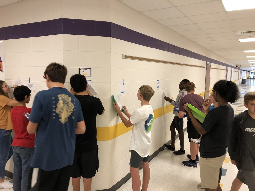 Tech Gallery Walk