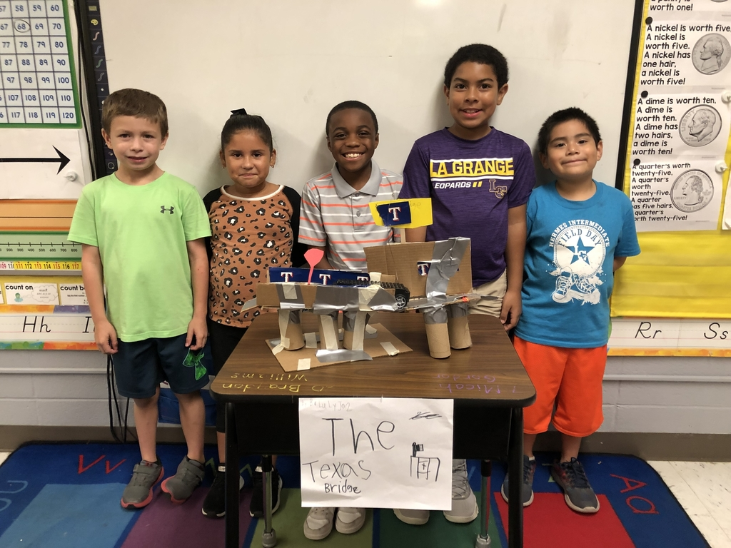 The Texas Bridge - Team 1