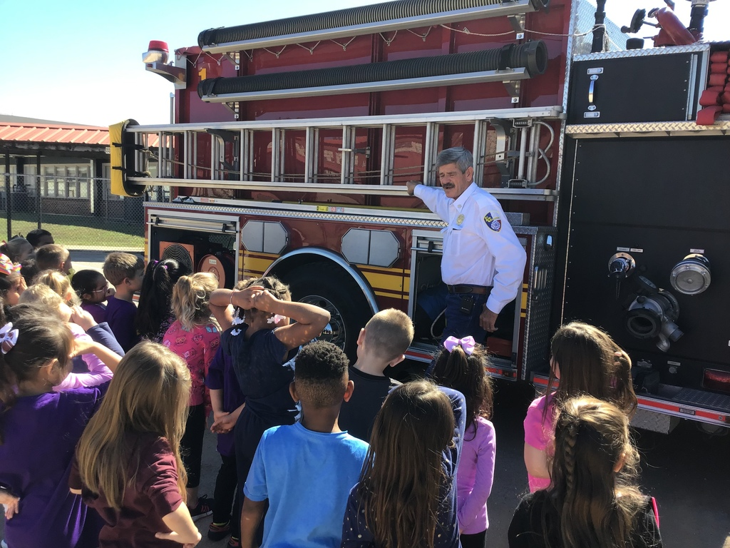 LG Fire Department!  Thank you for visiting today!