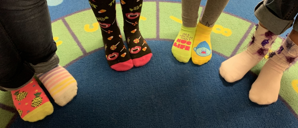 MORE SILLY SOCKS!!