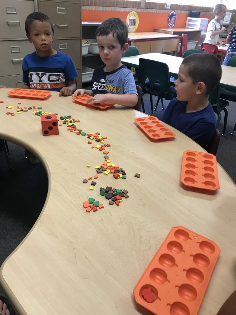 Fall Counting Fun!