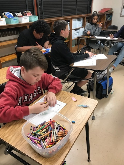 La Grange Ornament Design Activity