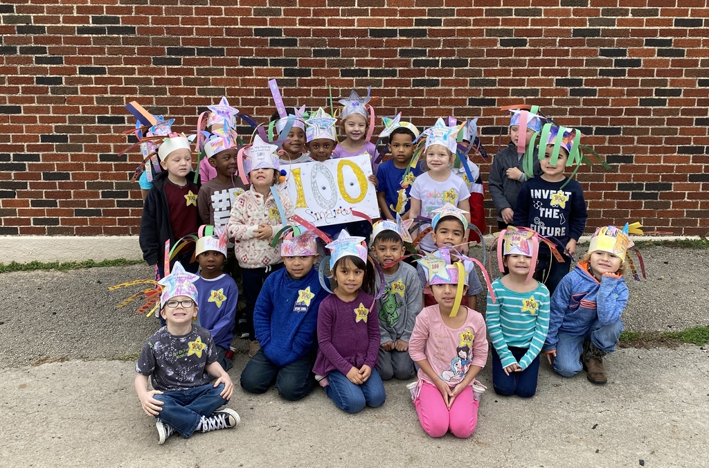 Happy 100th Day if Pre K