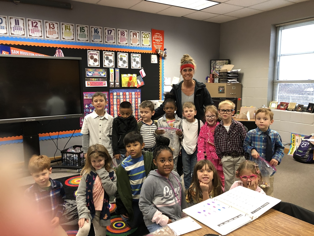 Happy 100 Day from Mrs. Dooley's Class