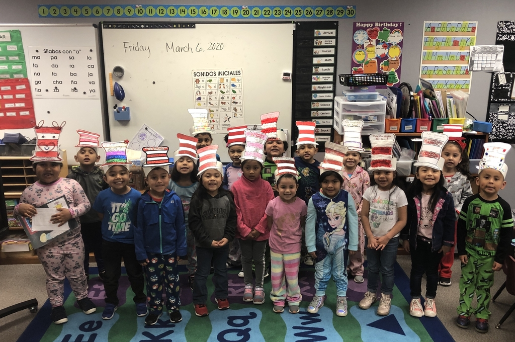 Celebrating Dr.Seuss's Birthday!