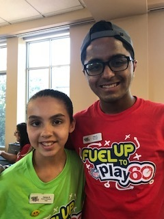 Fuel Up To Play 60 Summit